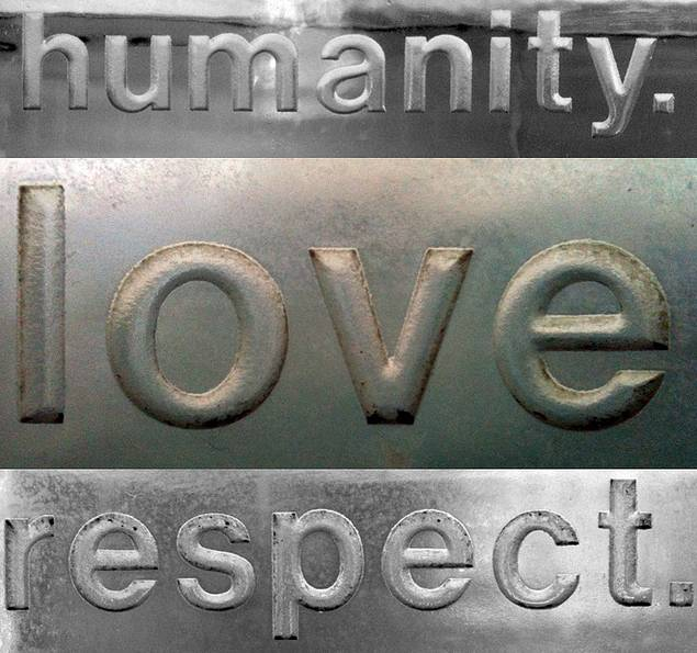 Positive Parenting, Love, Respect, Humanity