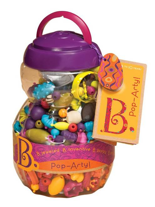Educational Christmas Presents for Kids: B. Pop Arty Beads
