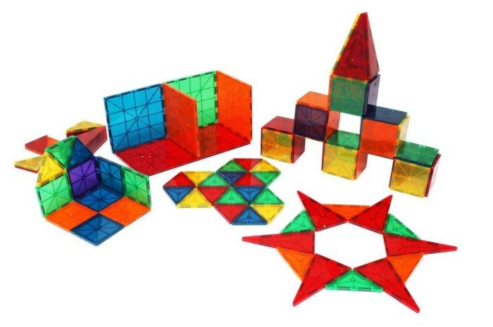 Educational Christmas Presents for Kids: Magna Tiles