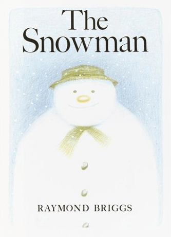 melting snowman craft, winter crafts for kids, the snowman raymond briggs