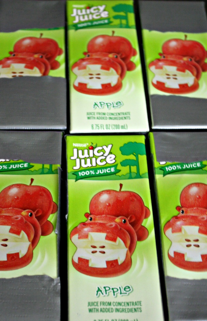 Juice Box Puzzles