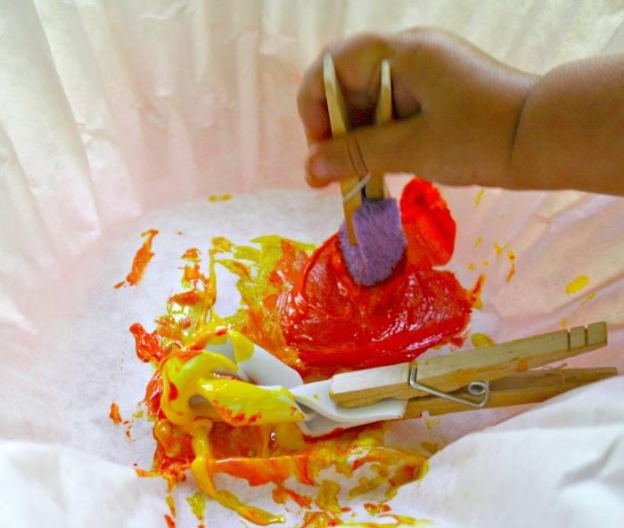 Diy Paintbrushes For Kids