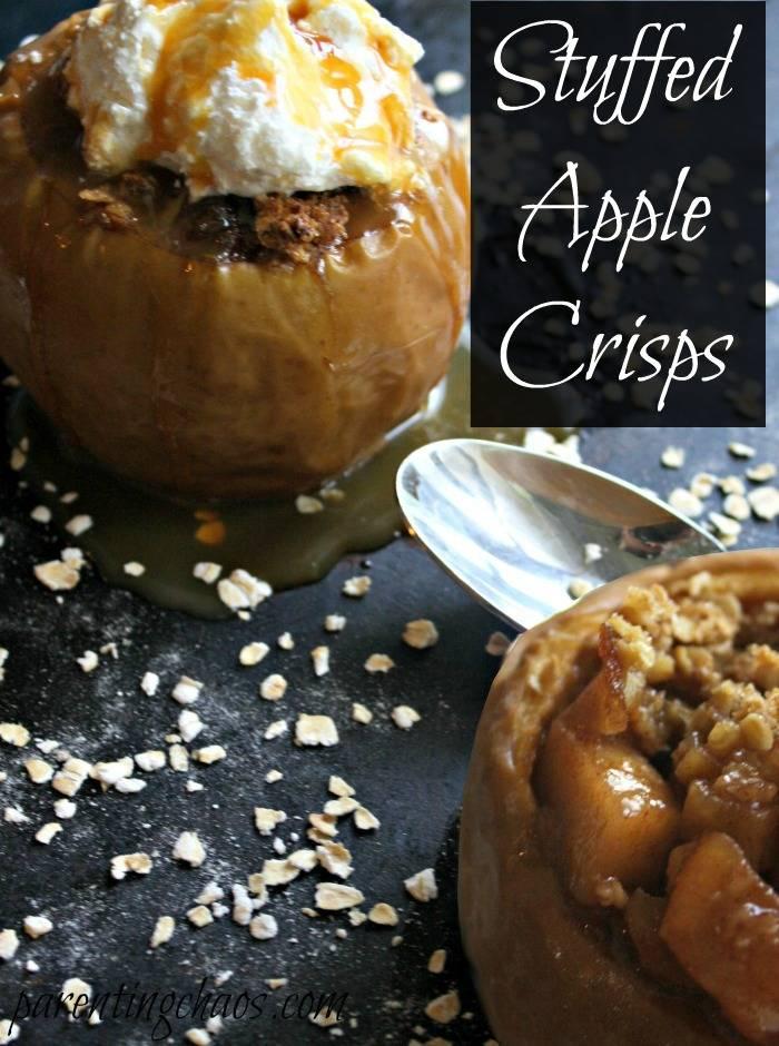 Easy Apple Crisps