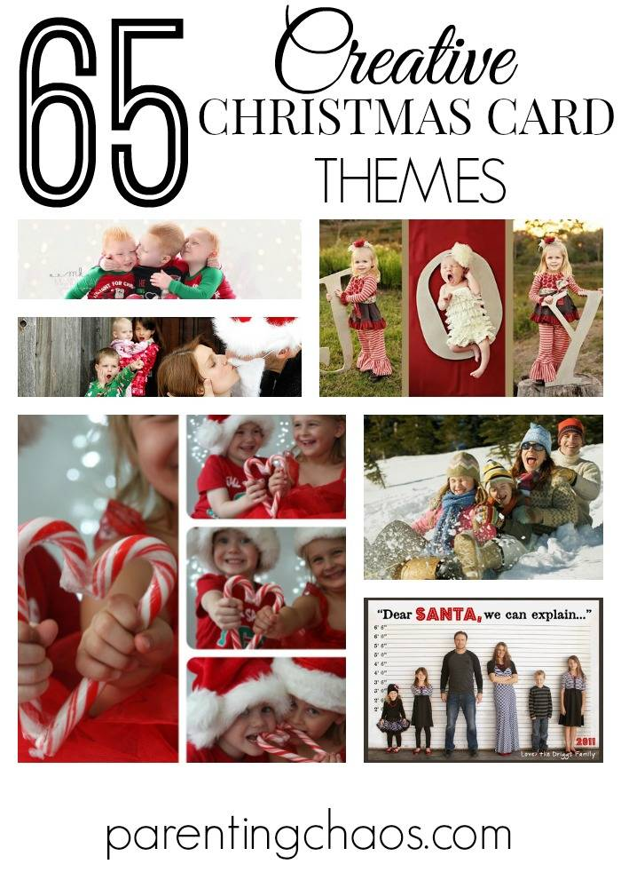 Christmas Card Themes