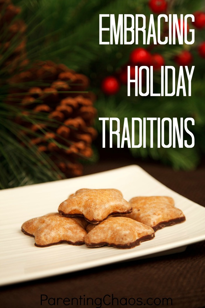 Embracing Holiday Traditions