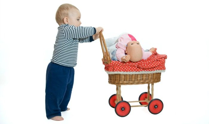 The Gender Battle: Can Boys Play with Dolls?